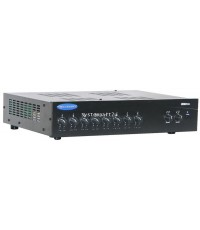 280MA Power Amplifier ยี่ห้อ Crown 8 Input 80W 8-ohm 20 Hz to 20 kHz 70V and 100V