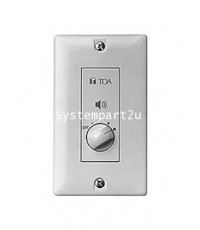 AT-603AP ยี่ห้อ TOA Attenuator 60W 5 Stpe Volume Control ตัวปรับระดับเสียงติดผนัง ราคาถูก