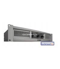 GX5 ยี่ห้อ QSC Power Amplifier 2 channels, 500Wต่อch at 8ohm, 700 wattsต่อch at 4ohm ราคาถูก