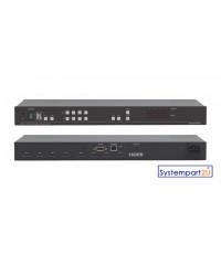 VS-44HN ยี่ห้อ Kramer 4x4 HDMI Matrix Switcher HDMI Input 4 Output 4 UXGA 1080P ราคาถูก