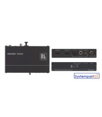 FC-46XL ยี่ห้อ Kramer Input HDMI1 Out1 HDMI 1 S/PDIF 1 TOSLINK 1 Stereo, Audio De-Embedder ราคาถูก