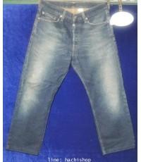 กางเกงยีนส์ Levi\'s 501 (มือสอง) ไซส์ 32 x 30