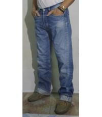 กางเกงยีนส์ Levi\'s 501 (มือสอง) ไซส์  31 x 34