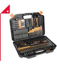 EnerTwist : ENT ET-DBA-246* ชุดดอกสว่าน Drill Bit Set, 246-Pieces