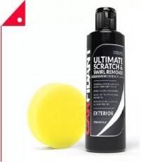 Carfidant : CFDC305B* น้ำยาขจัดคราบรอยขีดข่วน Carfidant Ultimate Scratch & Swirl Remover for Black