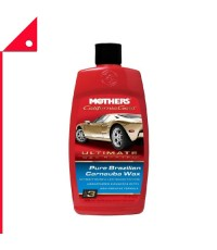 Mothers : MTH05750* แวกซ์เคลือบสีรถยนต์ California Gold Pure Brazilian Carnauba Liquid Wax