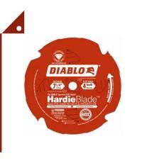 Diablo : DBOD0704DH* ใบเลื่อย Hardie Fiber Cement Saw Blade 7-1/4 Inch, 4-Tooth