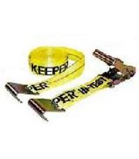KEEPER : KPR4623 สายลากรถ Tie-Down 8.28 M. Ratch 4,535 Kg. Rat Hk
