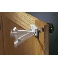 KIDCO : KDCS333 ที่ล็อคบานประตู Kidco Drawer  Cabinet Lock (4pk) S130