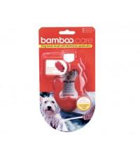 Bamboo 90071 Dog Body Brush With Shampoo Applicator