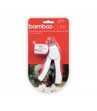 Bamboo 90051 Small Dog/Cat quillotine Nail Trimmer,File  Styptic Dispenser