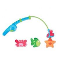 MNK 11081:MUNCHKIN Gone Fishin\' Bath Toy