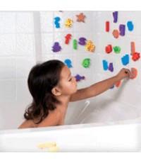 MNK 11022: MUNCHKIN Sea  Learn Bath Shapes