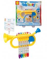 ALEX : ALX4025 ของเล่นในห้องน้ำ Water Trumpet