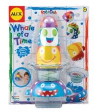 ALEX : ALX856*  ของเล่นในน้ำ Whale of A Time