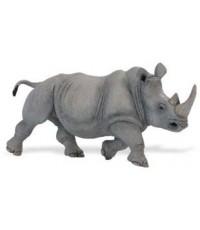 Safari Ltd. : SFR111989 โมเดลแรดขาว WW White Rhino