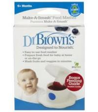 DRB 715 :Dr. Brown Make-A-Smash Food Masher