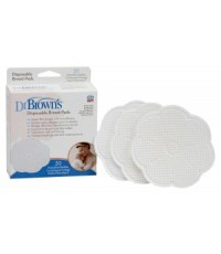 DRB S4017:Dr. Brown Disposable Breast Pads (30-pack)