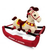 RFR 354*:Radio Flyer Soft Rock  Bounce Pony with Sound รถม้าโยกพร้อมเสียง
