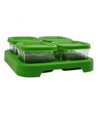 IPY 185301:Baby Food Storage Cubes Polypropelene 8pk