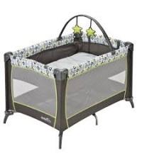 EVF 70111344: Evenflo Portable Babysuite 100 Play Yard
