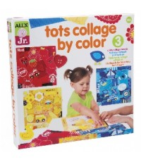 ALX 1853 : ALEX Tots Collage by Color