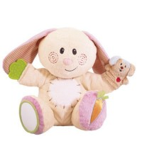 ELY E00242* : Early Years Puppetivity Pal Bunny