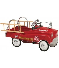 INS 14-PC300* : Instep Fire Truck Pedal Car