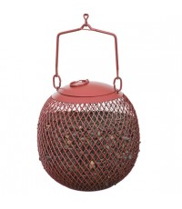 Perky Pet : PKPRSB00343* ที่ให้อาหารนก NO/NO Red Seed Ball Wild Bird Feeder