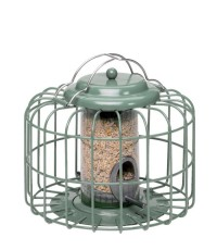 The Nuttery : NTRNT056* ที่ให้อาหารนก Round Seed Feeder, Mini