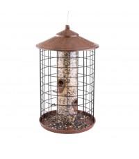 Belle Fleur : BLF50153* ที่ให้อาหารนก  A Belle Fleur Grande Squirrel Proof Bird Feeder