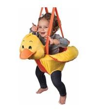Evenflo : EVF60421651* ชุดหัดกระโดด Duck Doorway Jumper PDQ