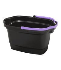 Casabella : CSB62470* ถังน้ำพลาสติก Neon 4 Gallon Rectangular Bucket