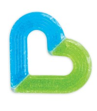 MNK 44715:Ice Heart Teether