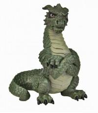 Safari Ltd. : SFR10137* โมเดลมังกร Grumpy Dragon