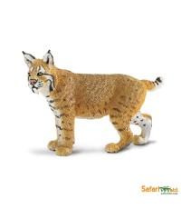Safari Ltd. : SFR297029* โมเดลสัตว์ Bobcat