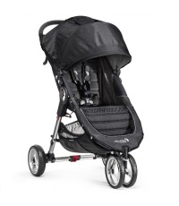 Baby Jogger : BJGBJ11410* รถเข็นเด็ก City Mini Stroller In Black, Gray Frame
