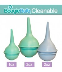 BoogieBulb : BOB01* ที่ดูดน้ำมูก Cleanable and Reusable Baby Nasal Aspirator