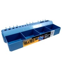 Crawford : CRFPT16* กล่องเก็บของ 4 Bin Pegboard Tool and Parts Tray