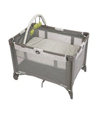GRC 1801373* : A Graco Pack N Play Playard with Automatic Folding Feet, Pasadena