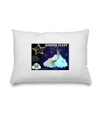 KDF 02* : A Kinder Fluff Toddler Pillow-No Pillow Case