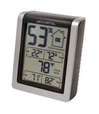 ACR 00613B* : A AcuRite Indoor Humidity Monitor