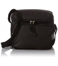 Everest : EVRCB6-BK* กระเป๋าเก็บความเย็น Cooler Lunch Bag, Black