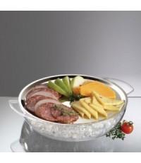 Prodyne : PDI1C-10* ถาดใส่อาหารเเช่เย็น Iced Platter