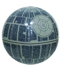 SWY 29001* : Star Wars Death Star Light-up Beach Ball