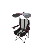 Swim Ways : SWY80187* เก้าอี้สนาม Kelsyus Original Canopy Chair, Red