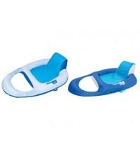 Swim Ways : SWY13018* ที่นั่งสำหรับลอยน้ำ Spring Float Recliner Colors Vary