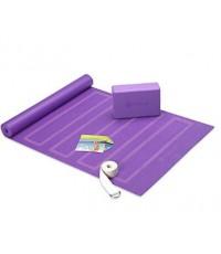 GIA 05-61732* : A Gaiam Beginner\'s Yoga Starter Kit