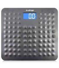 Accuweight : ACWAW-BS002WHU* เครื่องชั่งน้ำหนัก Digital Body Weight Bathroom Scale