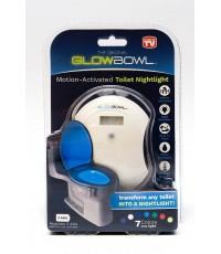 GlowBowl : GWBMTD-OF0001* ไฟส่องโถรองนั่งชักโครก Motion Activated Toilet Nightlight 1pk.